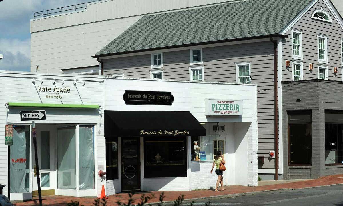 Connecticut properties that Greenwich real estate mogul Peter Malkin and his son, Anthony, are trying to bundle into a real estate investment trust include 103-107 Main Street in Westport.