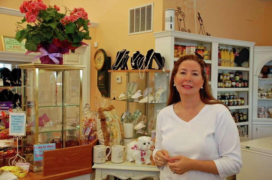 Deb Hecht, owner of Goldenberry, has moved her store to 149 Cherry St. in New Canaan after more than 20 years in Darien. Jarret Liotta/For the New Canaan News Photo: Contributed