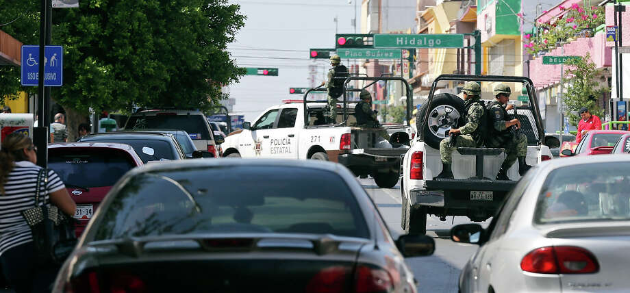 A former Nuevo Laredo, Mexico police officer residing in Laredo was the head of the local transportation cell. Keep clicking through to see the 13 things you need to know about the Zetas drug cartel. Photo: Edward A. Ornelas, San Antonio Express-News / © 2013 San Antonio Express-News