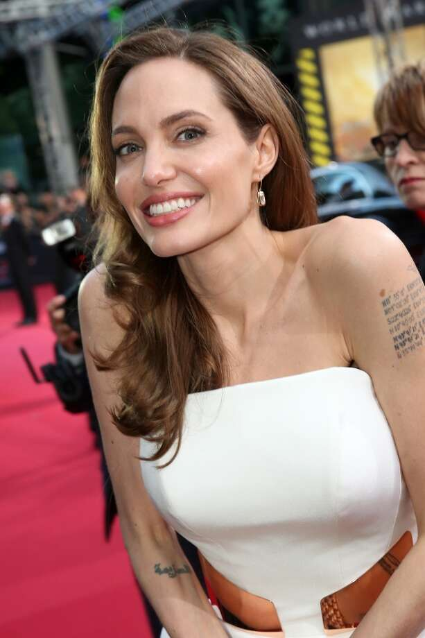 Angelina Jolie is at the top this year with $33 million. Photo: Sean Gallup, Getty Images For Paramount Pictu