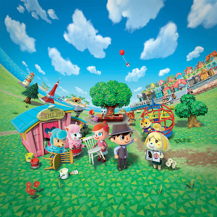 No. 5: Animal Crossing: New Leaf  Nintendo Nintendo 3DS Action Weekly units sold: 28,543 Total units sold: 633,502 Number of weeks available: 6 Photo: Nintendo