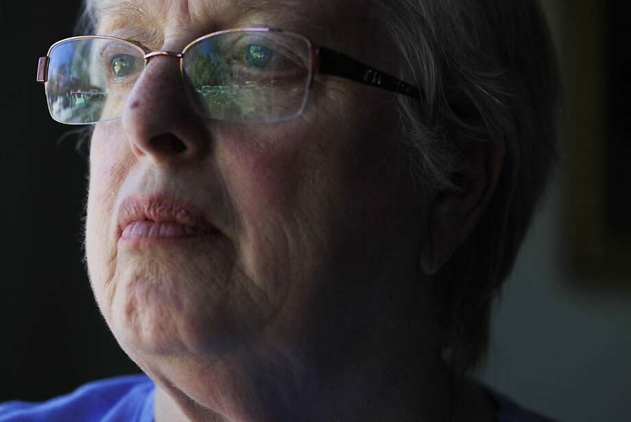 Marlene Baisa of San Jose learned in April that her uncle's remains had been identified. Photo: Mike Kepka, The Chronicle