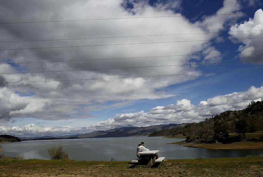 A picturesque spot on Lake Berryessa, the southern tip of a 100-mile stretch of Northern California back country. Photo: Brant Ward, The Chronicle