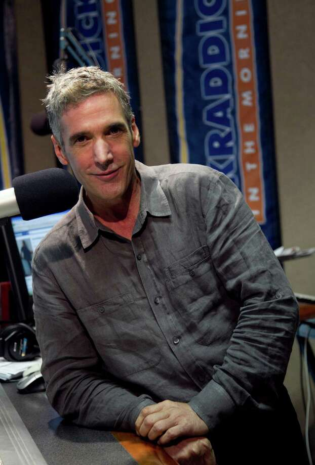 Kidd Kraddick is the host of Kidd Kraddick in the Morning syndicated radio show at his Las Colinas, Texas, studio, Wednesday, October 26, 2011. Photo: Rodger Mallison, Associated Press / The Fort Worth Star-Telegram