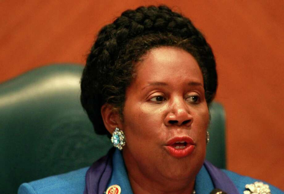 "Congresswoman Sheila Jackson Lee speaks during a hearing on ""The Need for Comprehensive Immigration Reform in Texas and the Nation"" on Monday, July 29, 2013, in Houston. ( J. Patric Schneider / For the Chronicle ) Photo: J. Patric Schneider, Freelance / © 2013 Houston Chronicle"