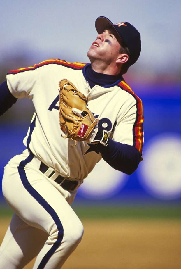 THE BESTAug. 30, 1990:Astros acquire Jeff Bagwell from the Red Sox for reliever Larry Andersen.  Anderson helped the Red Sox in their 1990 playoff run, and Bagwell was blocked at third base by Wade Boggs. The Astros converted Bagwell to a first baseman and the rest is history. Bagwell played 15 seasons in Houston, hitting .297 with 449 career home runs. Photo: Focus On Sport, Getty Images