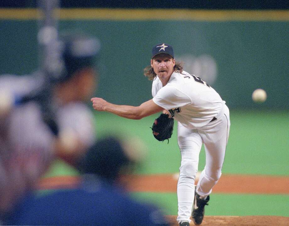 THE BEST July 31, 1998: Astros acquire LHP Randy Johnson from the Mariners for RHP Freddy Garcia, IF Carlos Guillen and LHP John Halama.  Garcia had a successful 15-year career, including two All-Star appearances, and Guillen played 14 seasons with three All-Star appearances, but this was still a good trade for the Astros. Houston was going for it all in 1998, and Johnson went 10-1 with a 1.28 ERA. The Astros won 102 games that year, but still lost to the Padres in the NLDS. Photo: Ronald C. Modra/Sports Imagery, Getty Images