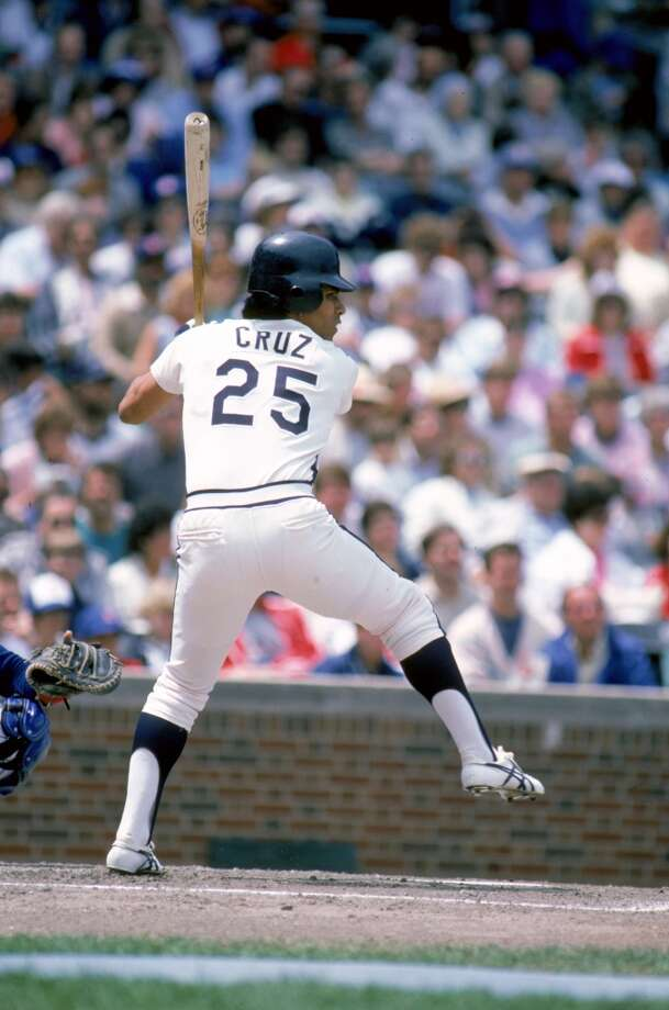 THE BESTOct. 24, 1974:Astros get OF Jose Cruz from the Cardinals for cash.  Cruz had hit just .247 in parts of five seasons with the Cardinals. He came to Houston and became a fan favorite, batting .299 or better seven times as an Astro. Photo: Ron Vesely, MLB Photos Via Getty Images