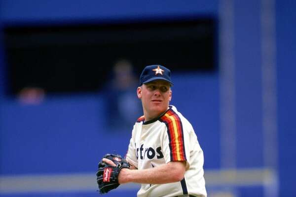 THE WORST    April 2, 1992:  Astros ship RHP Curt Schilling to Philadelphia for RHP Jason Grimsley.   After acquiring Schilling from Baltimore in a great trade, the Astros gave him away for almost nothing. Grimsley never pitched a game for the Astros.  Schilling, who some in the Astros' organization thought had an attitude problem, went on to have a near-Hall of Fame career in Philadelphia, Boston and Arizona.