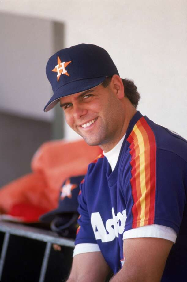 THE WORST Dec. 28, 1994: Astros trade 3B Ken Caminiti, OF Steve Finley and others to San Diego for OF Derek Bell, SS Ricky Gutierrez and others.  This was a cost-cutting move as Caminiti and Finley were approaching contract years in their prime. Caminiti was the National League's MVP in 1996, and Finley had the best seasons of his career in San Diego. Bell ended up being a good player for the Astros, and Gutierrez was a steady shortstop, but neither came close to matching the numbers of Caminiti and Finley. Photo: Jonathan Daniel, Getty Images