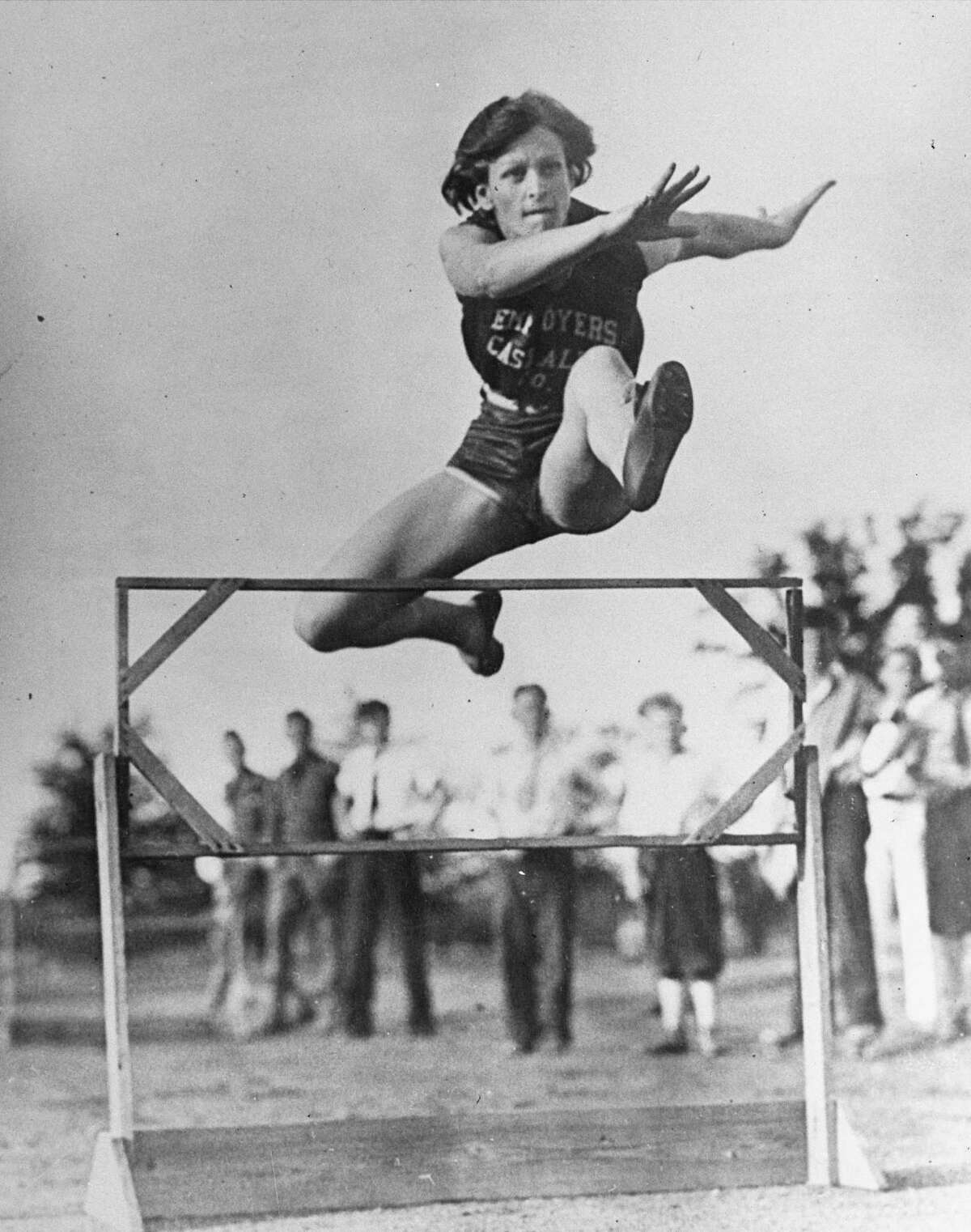 Babe Didrikson Zaharias Versatile athlete from Port Arthur who won two golds and a silver in track and field in 1932.