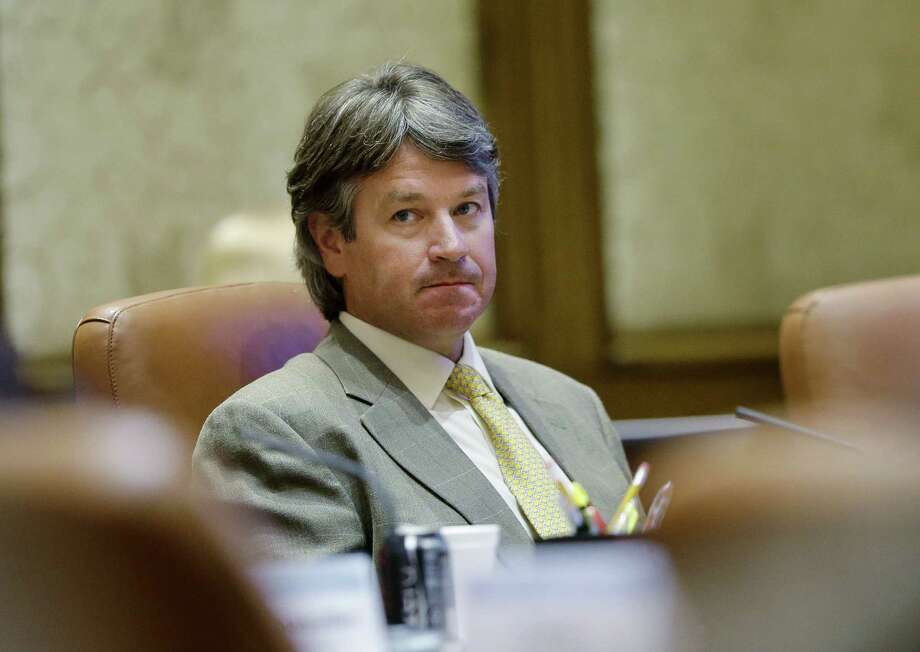 "Wallace Hall is being investigated by Texas lawmakers who label the UT regent's attempt to find a reason to fire UT-Austin President Bill Powers a ""witch hunt."" Photo: Eric Gay / Associated Press"