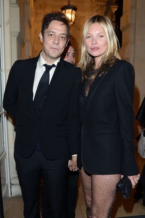 The Kill's Jamie Hince and Kate Moss  married in 2011. Photo: Venturelli, WireImage