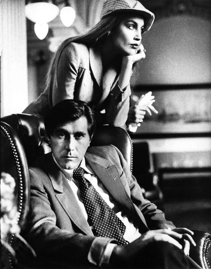 Before the Jagger years, Bryan Ferry and Jerry Hall where a thing. She appeared on the cover of Roxy Music's 'Sirens' and in Ferry's 'Let's Stick Together' video. Photo: Gijsbert Hanekroot, Redferns