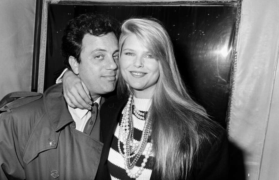 Christie Brinkley and Billy Joel. The Piano Man and his 'Uptown Girl' were married from 1985–1994. Photo: Time & Life Pictures, Time Life Pictures/Getty Images