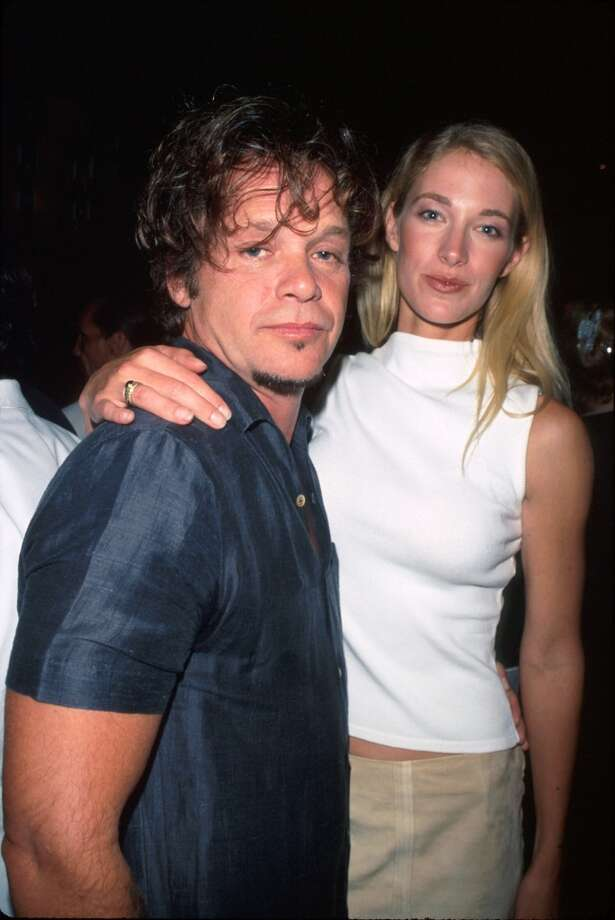 Singer John Mellencamp married model and Elaine Irwin when she was 23. They separated and divorced 18 years and two sons later. Photo: Dave Allocca, Time & Life Pictures/Getty Image