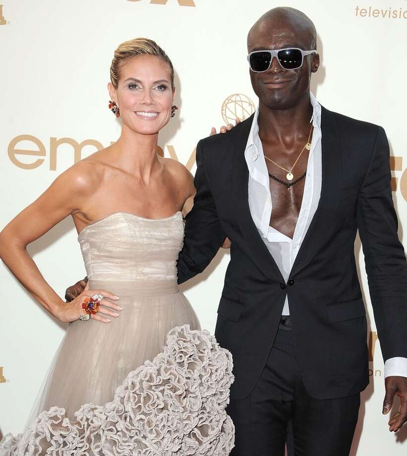 Heidi Klum started dating Seal in 2004. They split in 2012, after three kids of their own (he also adopted her daughter from a previous relationship). Photo: Steve Granitz, WireImage