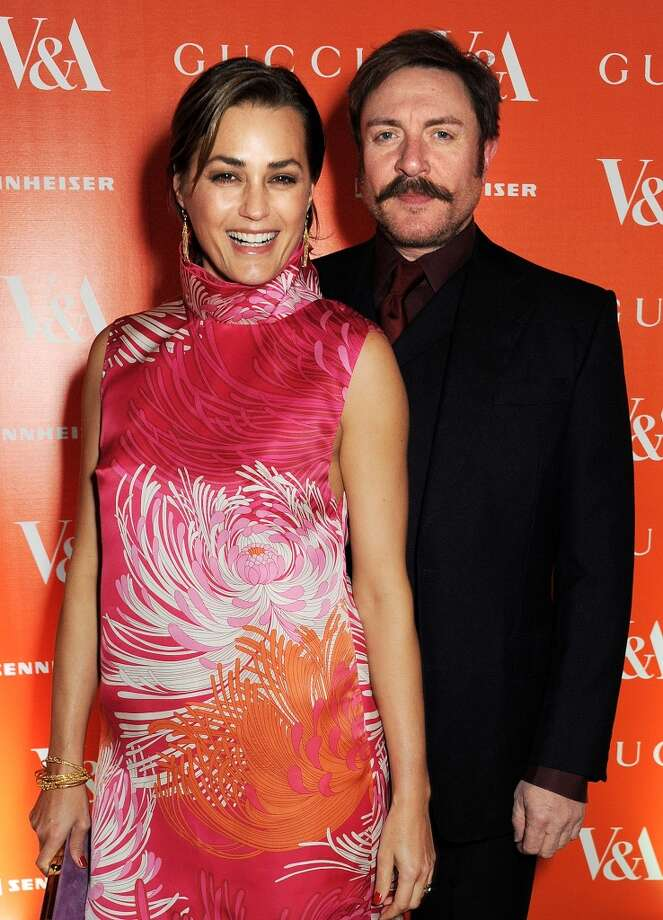 Duran Duran singer Simon Le Bon and model Yasmin Le Bon have been married since 1985, pretty much the height of his band's fame. Photo: Dave M. Benett, Getty Images