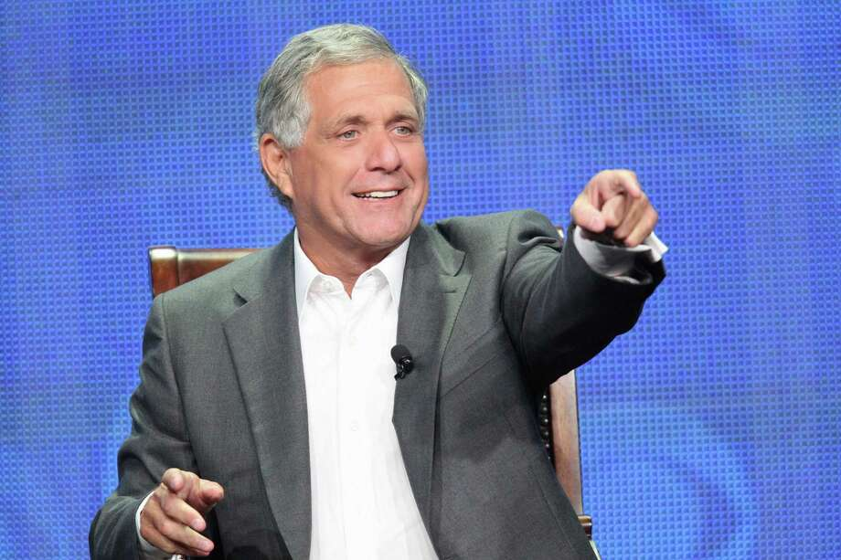 This publicity image released by CBS shows Leslie Moonves, President and Chief Executive Officer for CBS Corporation during the TCA Summer Press Tour 2013, on July 29, 2013 in Beverly Hills, Calif.  (AP Photo/CBS, Monty Brinton) ORG XMIT: NYET704 Photo: Monty Brinton / CBS ENTERTAINMENT