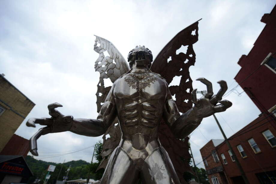 Mothman Photo: The Washington Post, Getty Images / 2013 The Washington Post