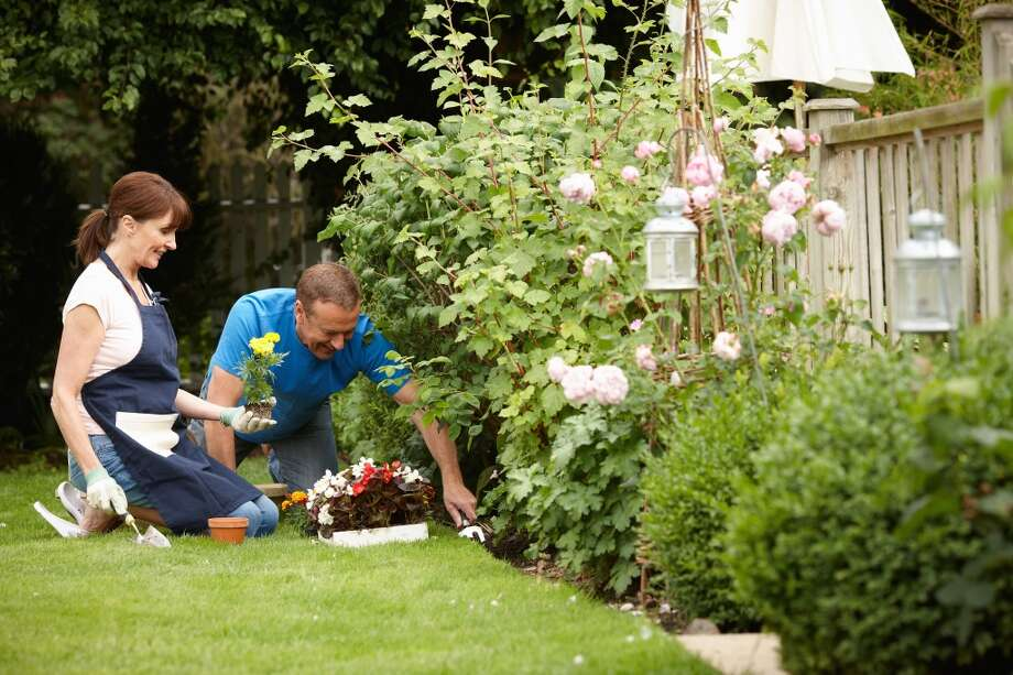 Spend some time in the garden. Photo: Andrew Olney, Getty Images/OJO Images RF