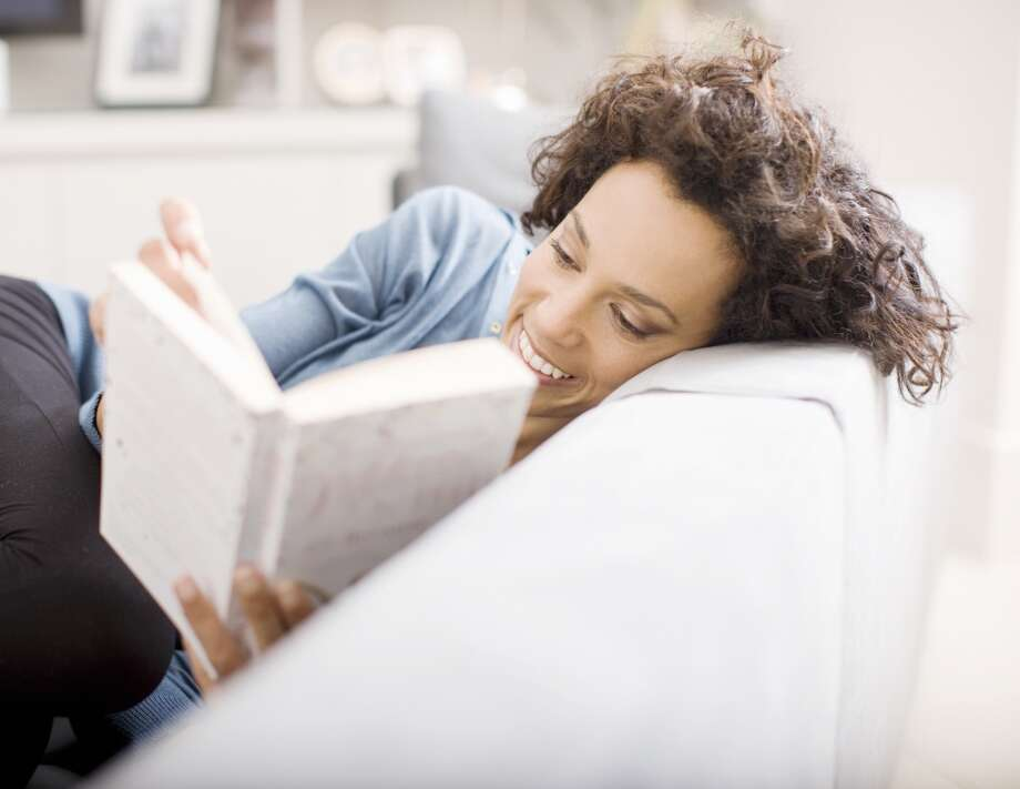 Read a good book or magazine. Photo: Paul Bradbury, Getty Images/OJO Images RF