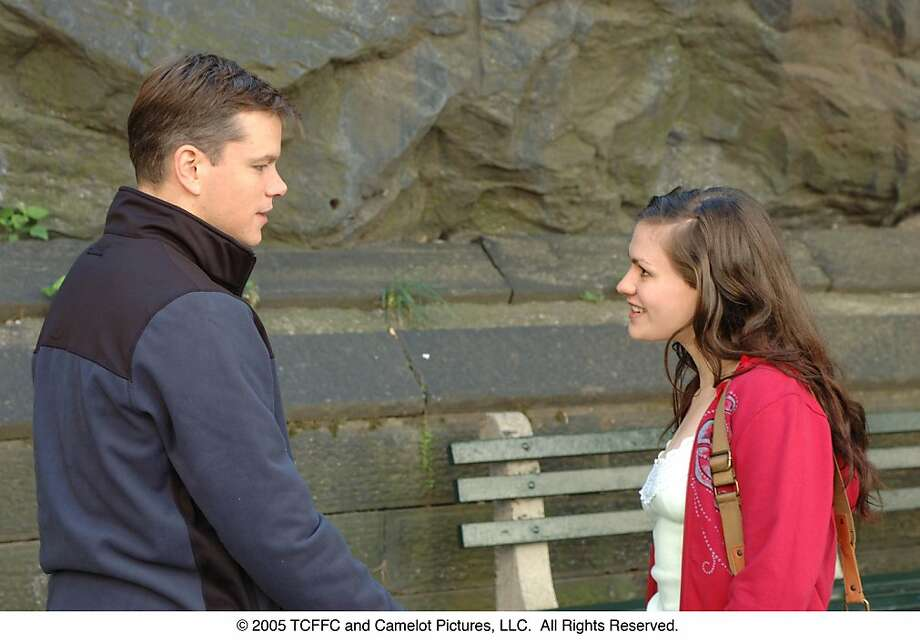 "Matt Damon, Anna Paquin in ""Margaret"": It failed to find a substantial audience. Photo: Myles Aronowitz, Fox Searchlight"