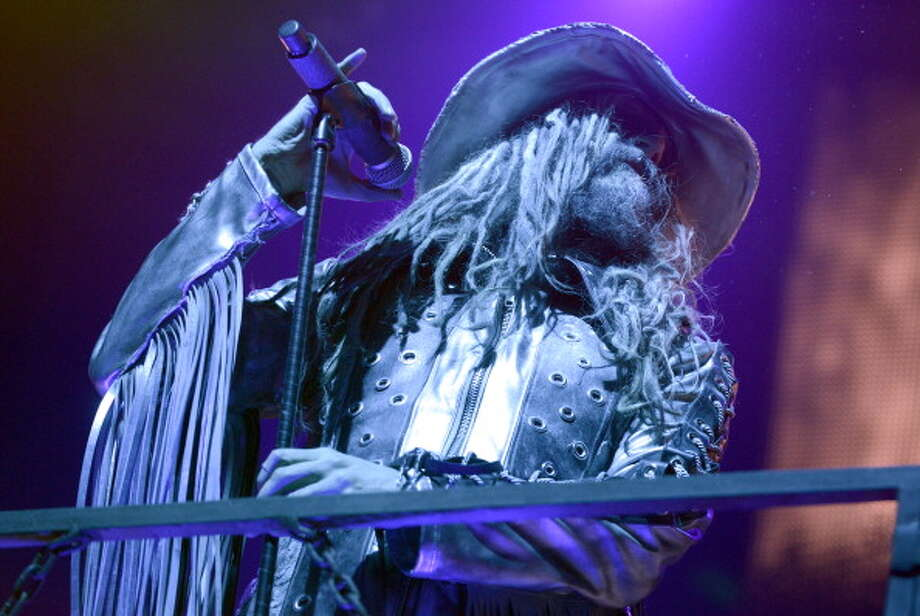 MOUNTAIN VIEW, CA - JUNE 30: Rob Zombie performs as part of the Rockstar Energy Drink Mayhem Festival at Shoreline Amphitheatre on June 30, 2013 in Mountain View, California. (Photo by Tim Mosenfelder/Getty Images) Photo: Tim Mosenfelder, Getty Images / 2013 Tim Mosenfelder