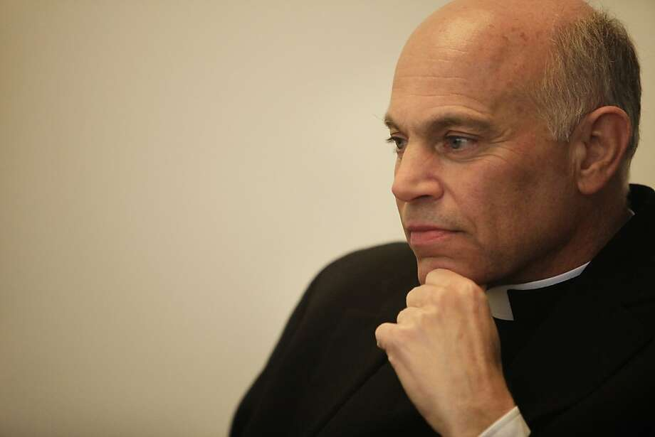 S.F. Archbishop Salvatore Cordileone expressed his support for the pope's words. Photo: Lea Suzuki, The Chronicle