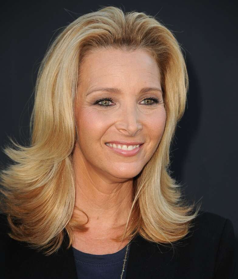 Lisa Kudrow: 2014Age: 50 Photo: Steve Granitz, WireImage