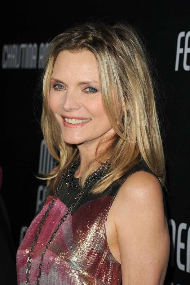 Michelle Pfeiffer: 2012Age: 54 Photo: Jason Merritt, Getty Images For Pink Party