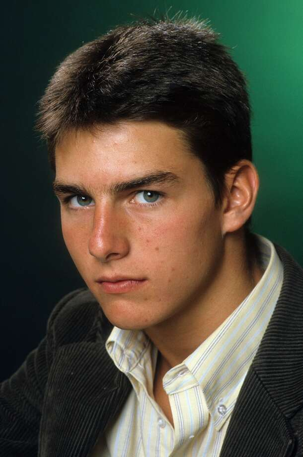 Tom Cruise: 1981Age: 19 Photo: Michael Ochs Archives, Getty Images