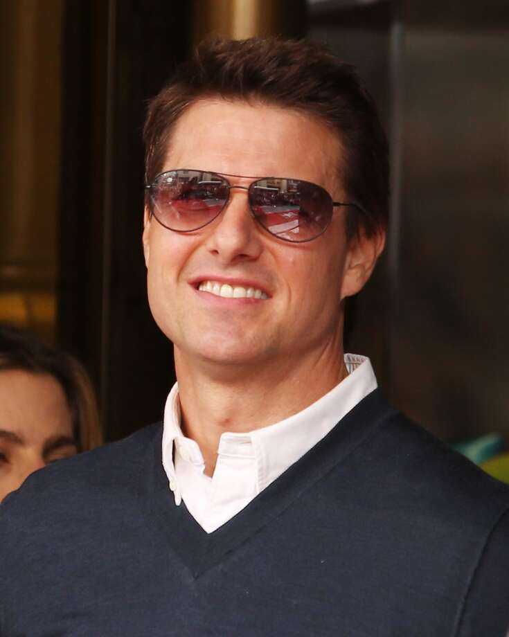Tom Cruise: 2013Age: 51 Photo: Michael Tran, FilmMagic