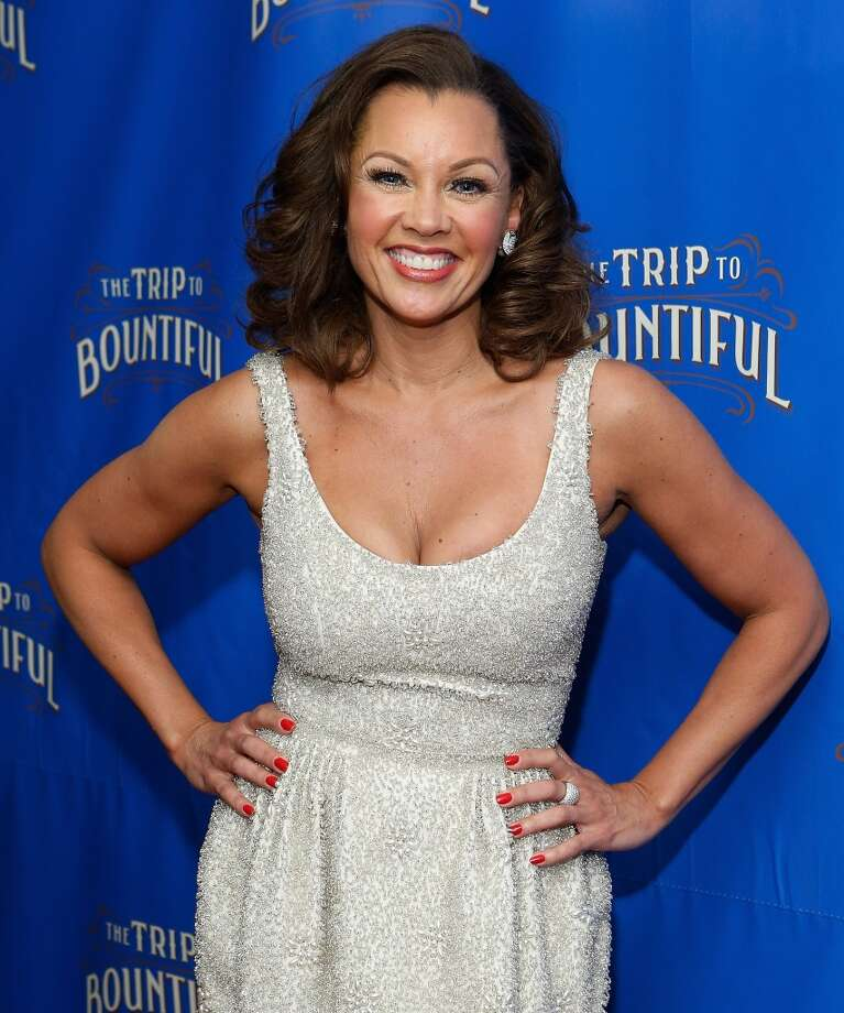 Vanessa Williams: 2013Age: 50 Photo: John Lamparski, WireImage