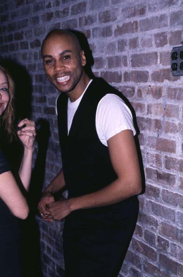 RuPaul: 1993Age: 33 Photo: Steve Eichner, WireImage
