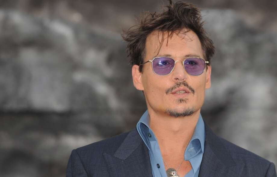 Johnny Depp: 2013Age: 50 Photo: Ferdaus Shamim, WireImage