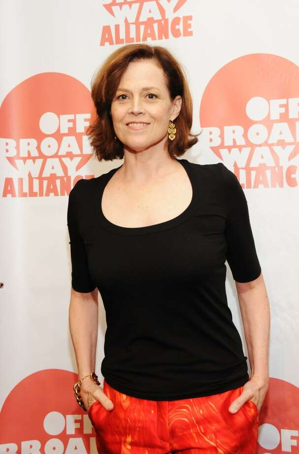 Sigourney Weaver: 2013Age: 63 Photo: Desiree Navarro, WireImage
