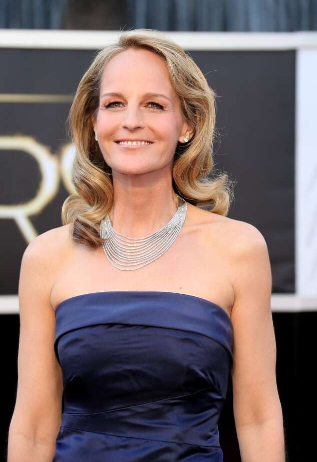 Helen Hunt: 2013Age: 50 Photo: Dan MacMedan, WireImage