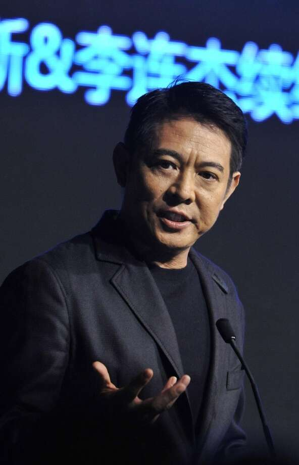 Jet Li: 2013Age: 50 Photo: ChinaFotoPress, ChinaFotoPress Via Getty Images
