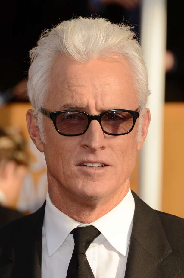 John Slattery: 2013Age: 50 Photo: Jason Merritt, WireImage