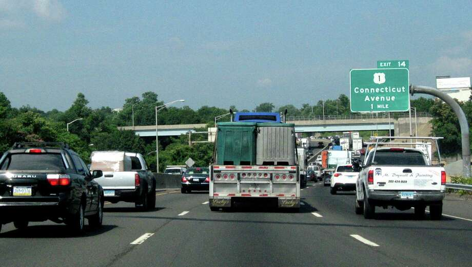 Your commute got worse last year. According to a study released by data firm INRIX, Fairfield County's traffic got more congested in 2013, as drivers wasted more time in traffic than they did in 2012. We've looked at the data to see how Fairfield County fared compared to other American cities.  Photo: Cathy Zuraw / Connecticut Post