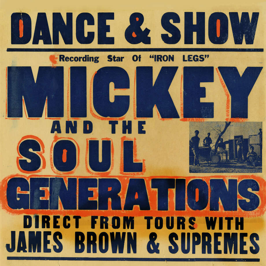 "Mickey & the Soul Generation's ""Iron Leg"" compilation is  a reissue from Numero Group."