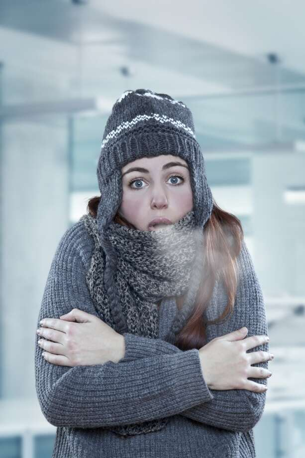 Forget to pack a sweater  Houston weather is only hot outdoors. Inside, it's always 62 degrees. You'll need to dress in layers. Photo: Ugurhan Betin, Getty Images
