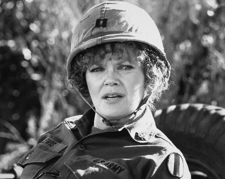 """FILE - In this 1980 file image released by Warner Brothers Pictures, actress Eileen Brennan as Capt. Doreen Lewis in a scene from, """"Private Benjamin.""""  Brennan's manager, Kim Vasilakis, says Brennan, died Sunday, July 28, 2013, in Burbank, Calif., after a battle with bladder cancer. She was 80. Photo: Warner Brothers Pictures"""