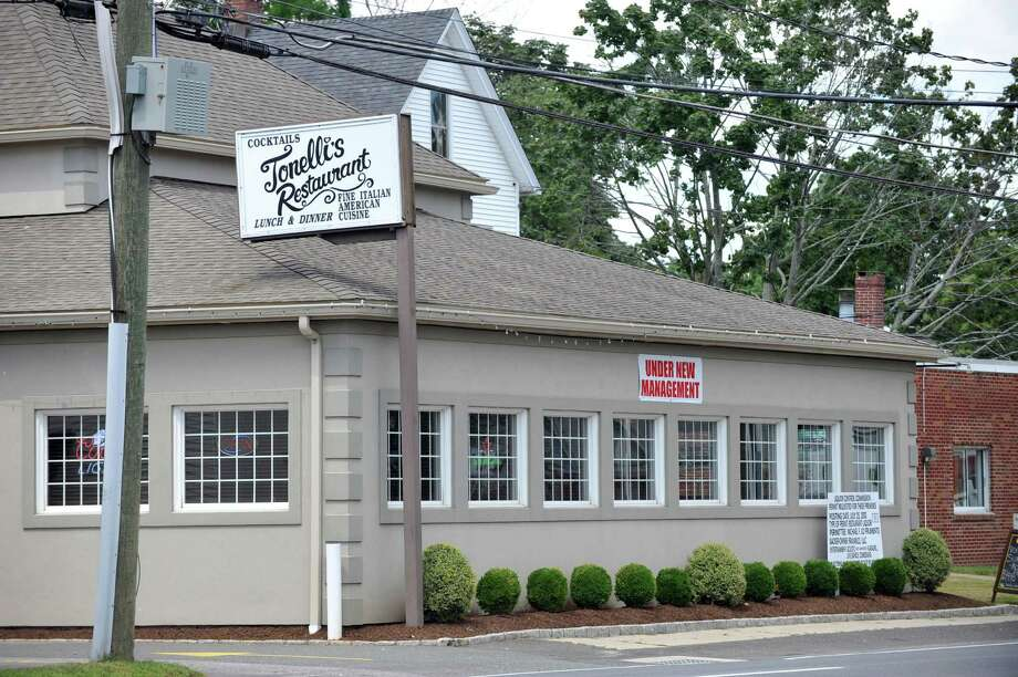 Tonelli's is under new management. The landmark restaurant in Bethel is now owned by Franco Zuluaga and Michael Lo Frumento. Photo: Carol Kaliff / The News-Times