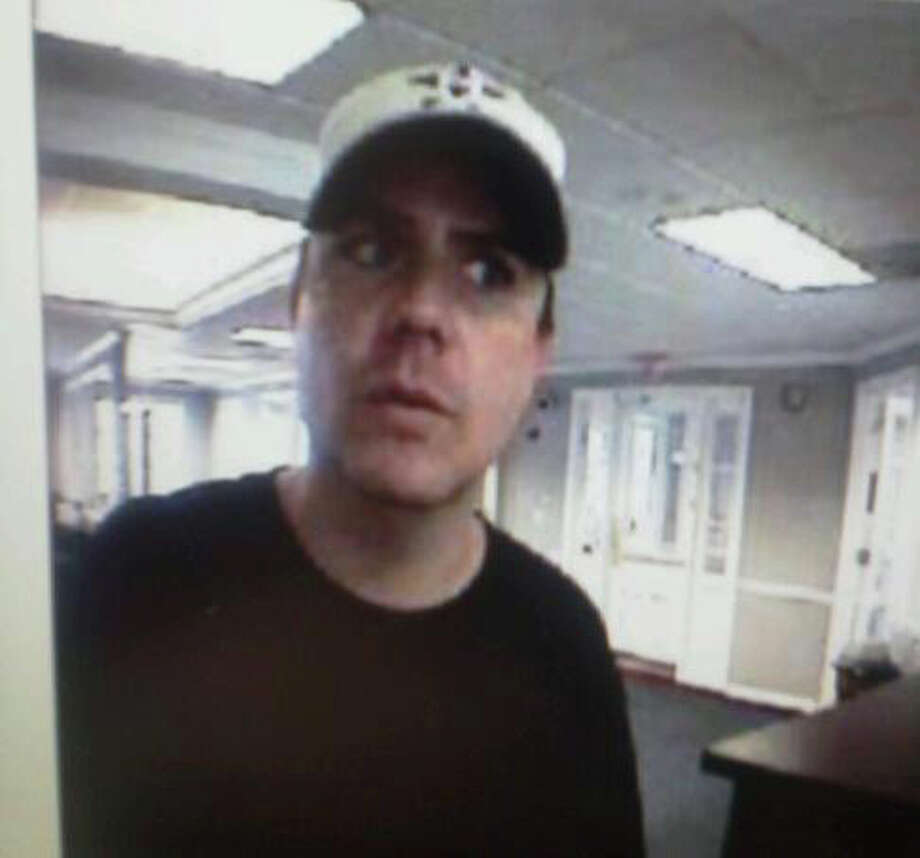 Footage from the Beaumont Compass bank, which was robbed on Jan. 18. Photo: Beaumont Police Department