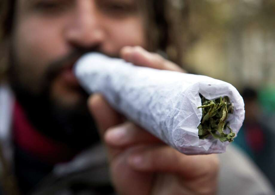 A marijuana purveyor hopes to build a 2 pound joint during Hempfest. Click through the gallery above for a look at other Seattle attempts at world records, and some fun ones from the rest of the world. Photo: MARTIN BERNETTI, Getty Images / 2013 AFP
