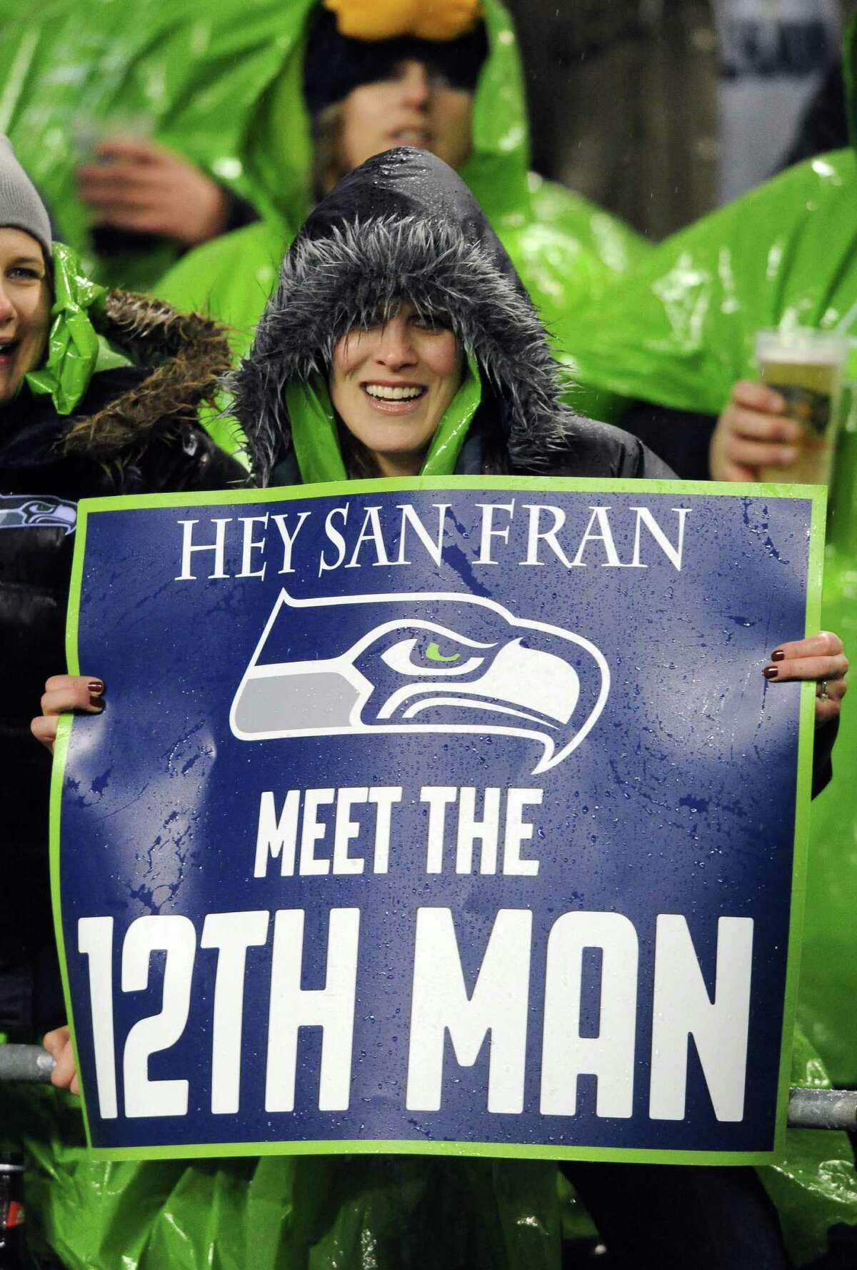 Seahawks fans at the famously loud CLink hope to set a world record for crowd noise later this year when the Hawks host San Francisco. Turkish soccer fans currently hold that honor.