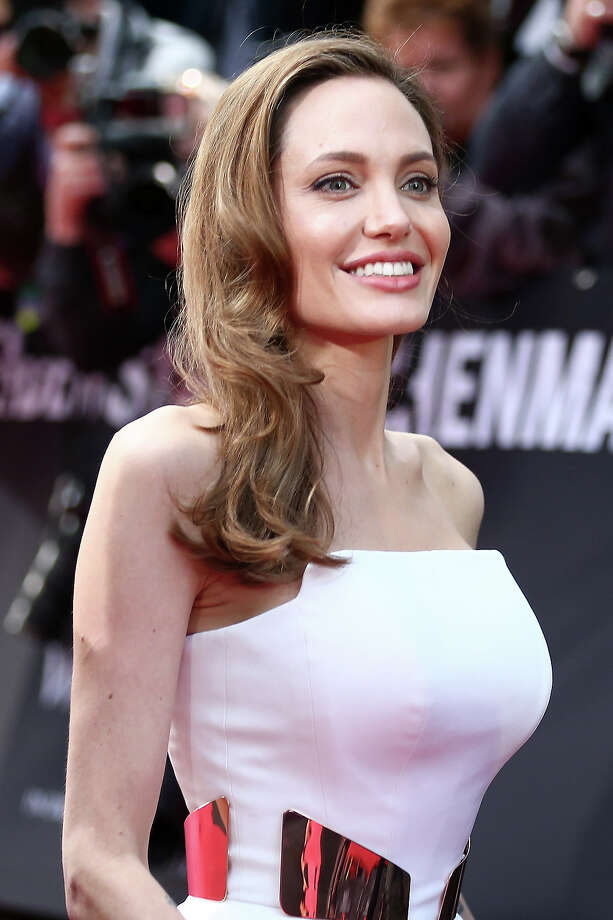 Forbes magazine crunches the numbers and tells us which actresses pull down the most cash.Angelina Jolie tops the list, making an estimated $33 million, says Forbes.com, who says they consulted agents and industry experts to arrive at the numbers. Photo: Andreas Rentz, Getty Images For Paramount Pictu / 2013 Getty Images