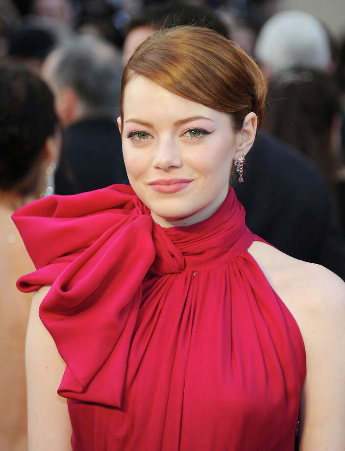 Emma Stone: $16 million Photo: Michael Buckner, Getty Images / 2012 Getty Images